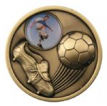 Football Medal 70mm MP300